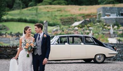 Weddings at Lodore Falls Hotel & Spa