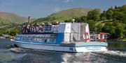 Windermere Lake Cruises, Wray Castle