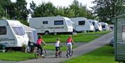 Woodclose Caravan Park - Touring