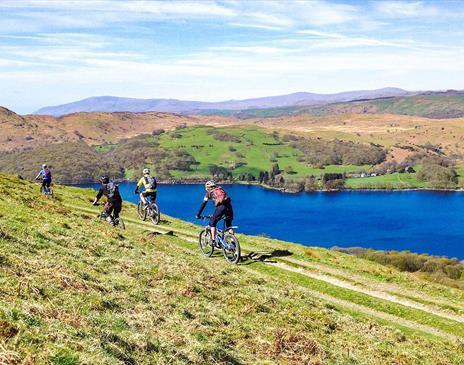 Ullswater Electric Mountain Bike Weekend - Saddle Skedaddle