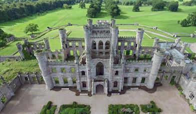 Lowther Castle & Gardens