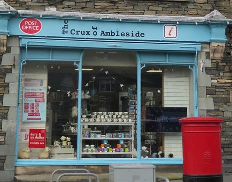 Ambleside post office and tourist information centre