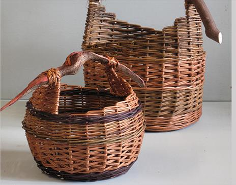 Bountiful Baskets: 2 day Craft Course at Cowshed Creative