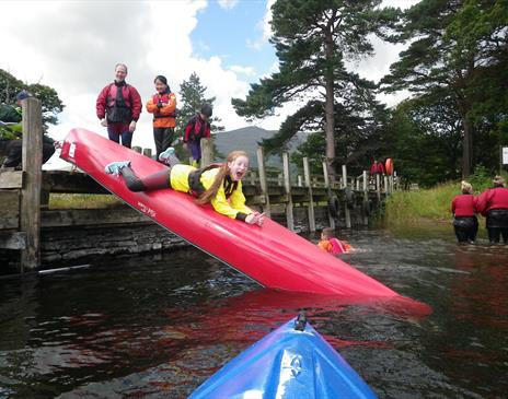 Joint Adventures - Canoeing