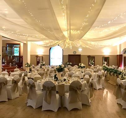 Castle Inn Hotel Weddings