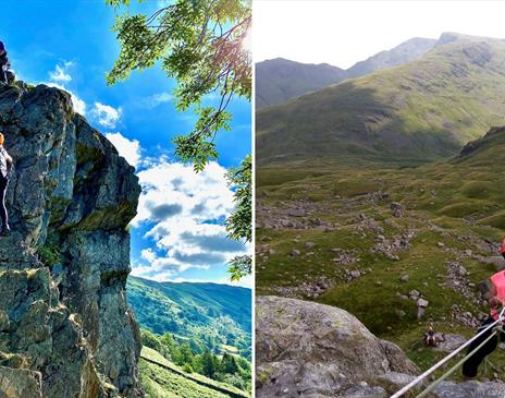 Climbing Experience with The Lakes Mountaineer