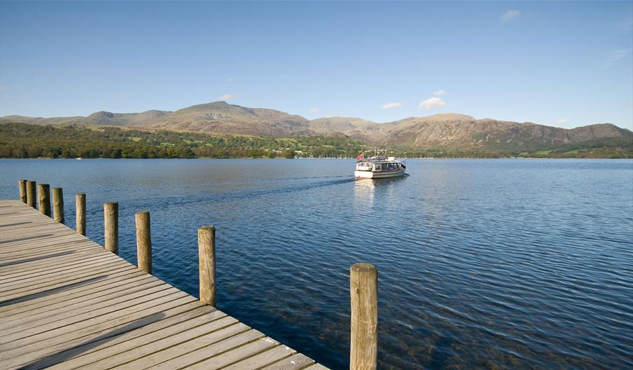 Coniston Launch Boat trips and tours
