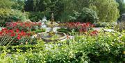 Damson Dene Hotel Garden