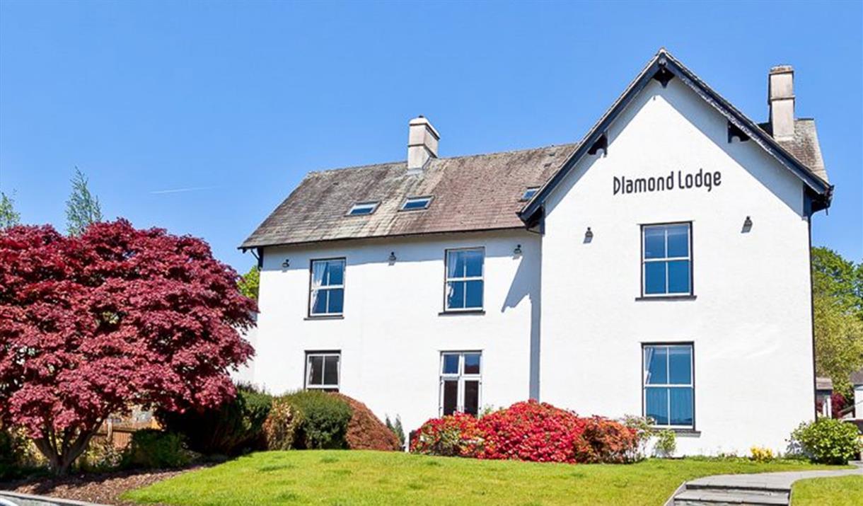 Diamond Lodge Boutique Guest House