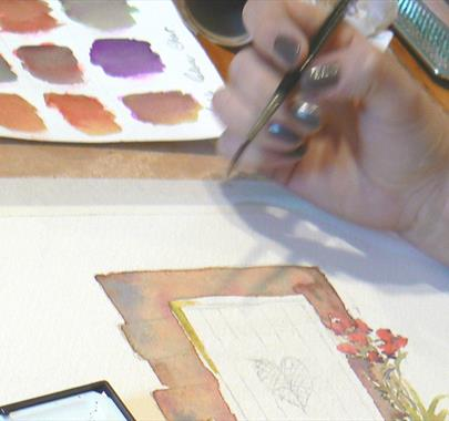 Discovering Watercolours