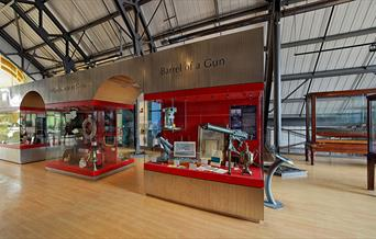 The Dock Museum, Barrow-in-Furness