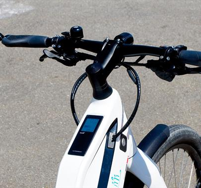 Electric Bike Charging Point