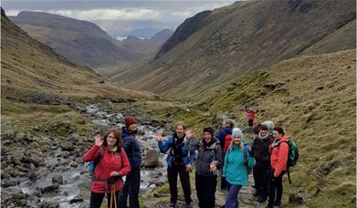 Walking for Women with The Expedition Club