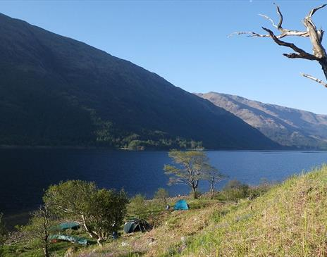 Wild Camping Training with The Expedition Club