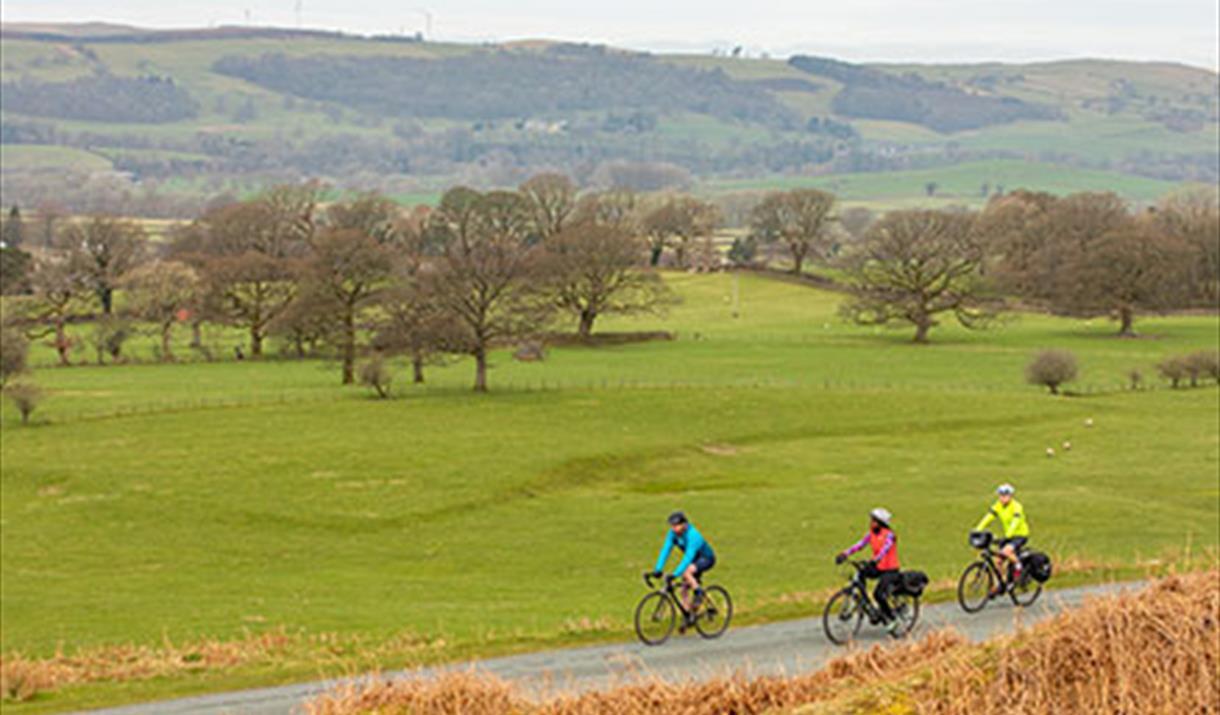 Lakes and Dales Cycle Loop
