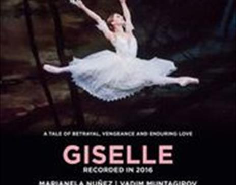 Giselle Royal Ballet