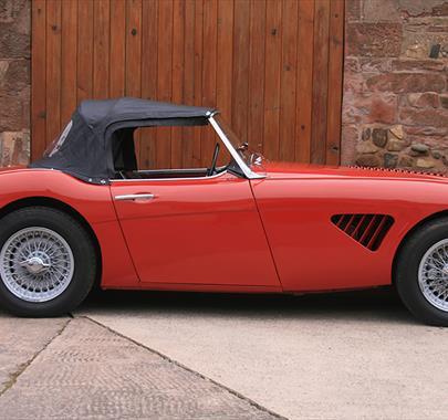 Lakes & Dales Classic Car Hire