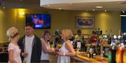Holgates Holiday Park, Silverdale - Bar, Cafe and Restaurant