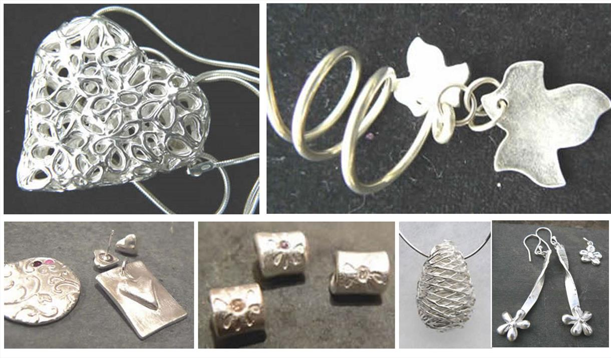 Intro to Silver Clay Jewellery with Jo Dix