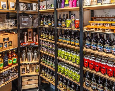 Keswick Brewery Shop
