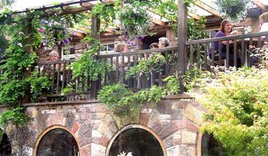 La Casa Verde at Larch Cottage