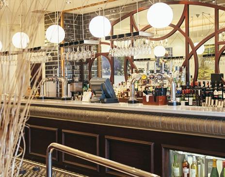 Low Wood Bay - Langdale Lounge and Bar