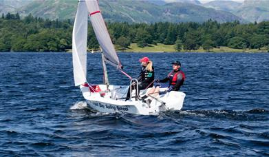 Low Wood Watersports Centre Sailing