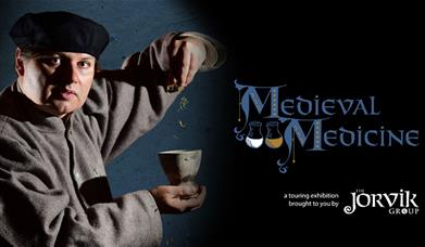 Medieval Medicine Exhibition at The Beacon Museum