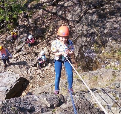 Mini-Mountains: Family adventure day with The Lakes Mountaineer