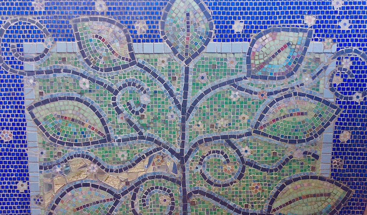 Mosaic in a Day at Cowshed Creative