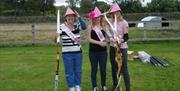 archery hen party