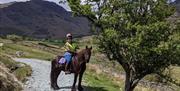 Murthwaite Green - riding