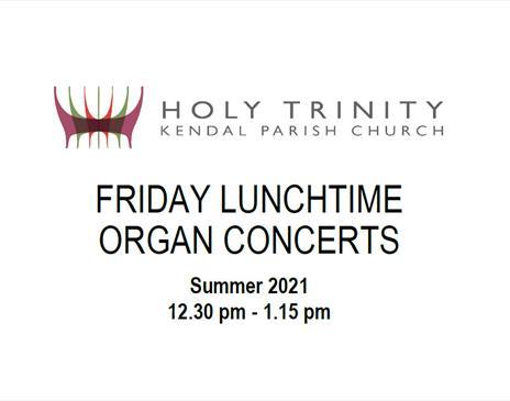 Free Organ Concert - St. George's Church, Kendal