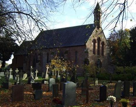 St. Andrew's Church, Kirkandrews on Esk