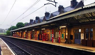Oxenholme railway station - serving the South Lakes