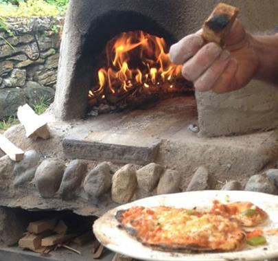 Pizza Oven Building 1 day course