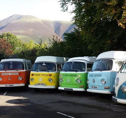 Rainbow Camper Van Hire