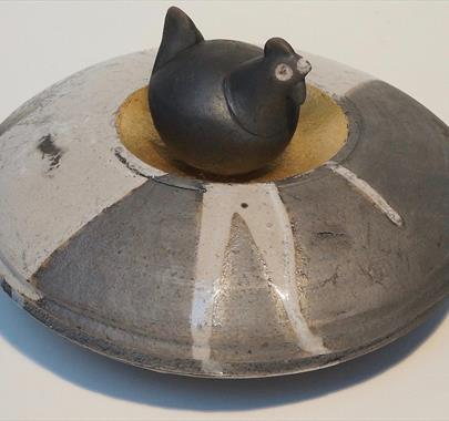 Raku Pottery & Firing - 2 day course at Cowshed Creative