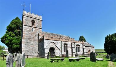 St. Andrew's Church, Dacre