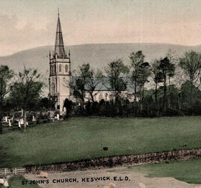 St. John's Church, Keswick