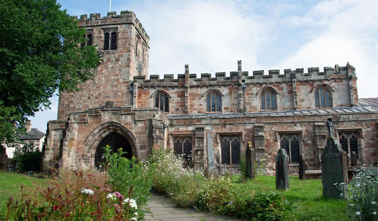 St. Lawrence's Church, Appleby-in-Westmorland