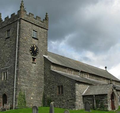 St Michael & All Angels Church, Hawkshead