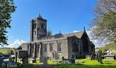 St. Peter's Church, Heversham