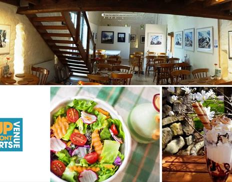 Upfront Gallery Restaurant