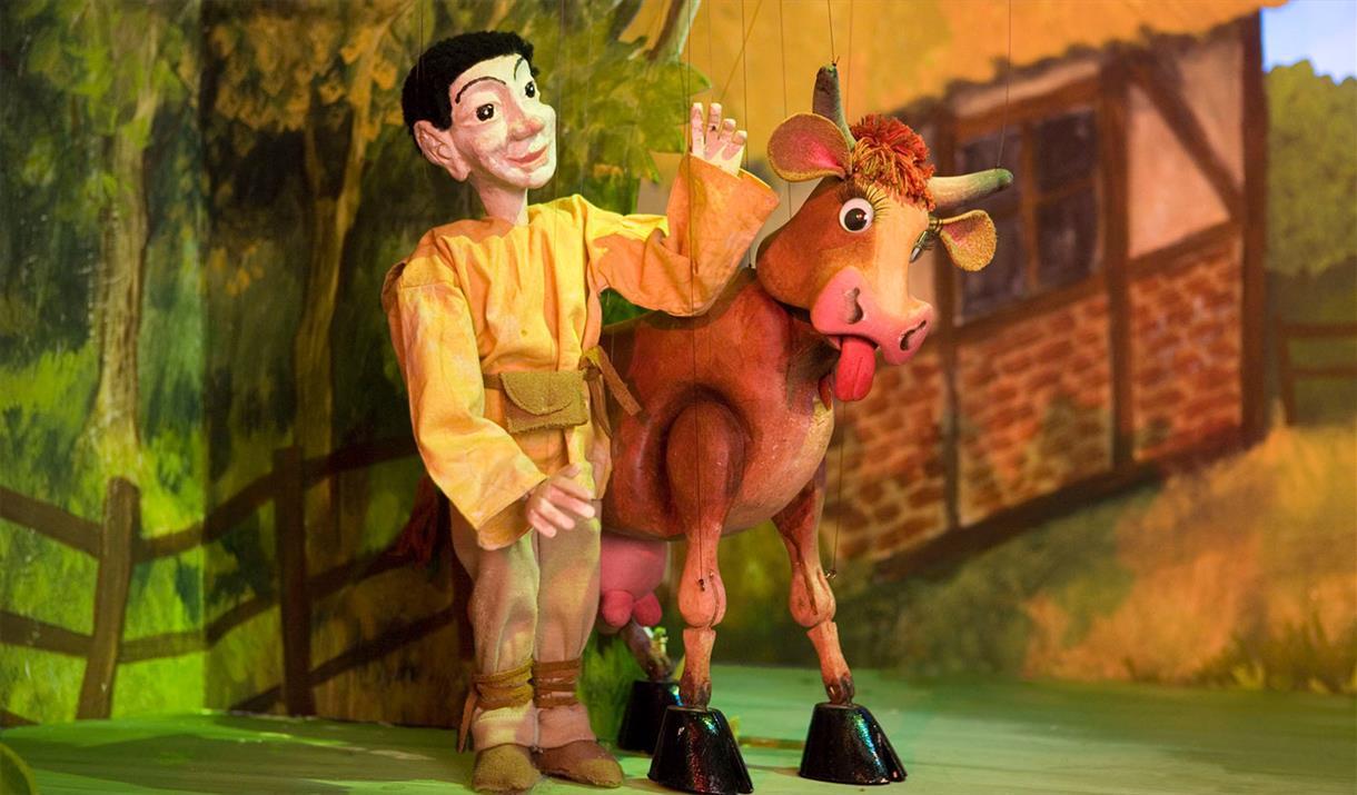 Upfront Puppet Theatre