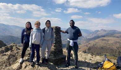 Mountain Walks with The Lakes Mountaineer