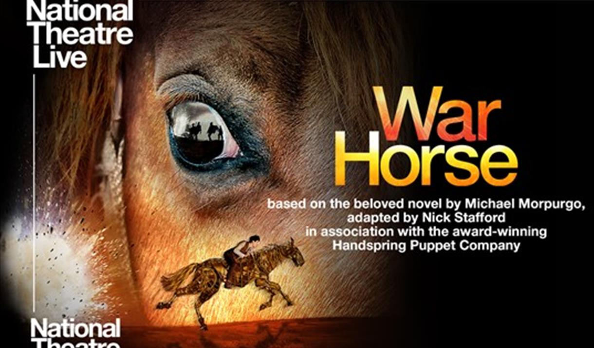 War Horse (12A) National Theatre