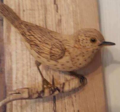 Bushcraft: Whittle a Bird - A 2-day course