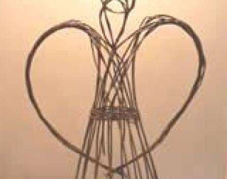 Willow Weaving Angels