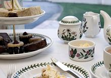 Treats, Treats and More Treats! | Choose from a fine selection of tea, cakes and sandwiches with afternoon tea in North Wales.